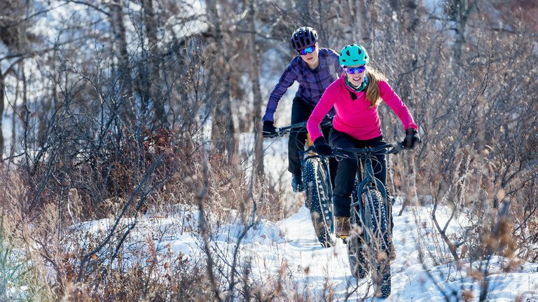 Sport im Winter: Richtig vorbereitet, ist Bewegung auch bei Kälte unproblematisch und gesund.
