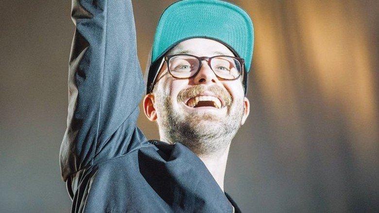 Beliebt: Sänger Mark Forster begeistert das Publikum. Foto: BR