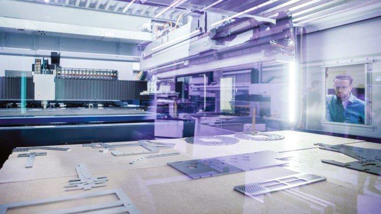 Innenleben: In der Maschine laufen alle Prozesse effizient und präzise ab. Foto: Stoppel