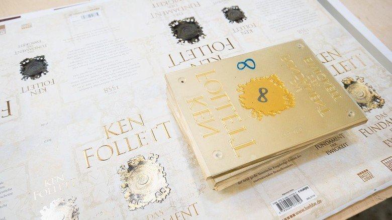 Etwas Goldfarbe fürs Buchcover? Da greift man gerne zum Bestseller.