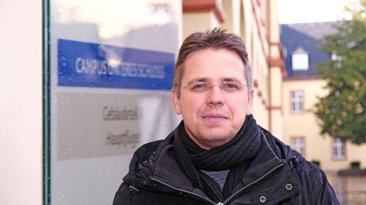 """Bildungsexperte Michael Schuhen: """"Wir müssen verhindern, dass fachfremde Lehrer zum Einsatz kommen."""" Foto: Lang"""
