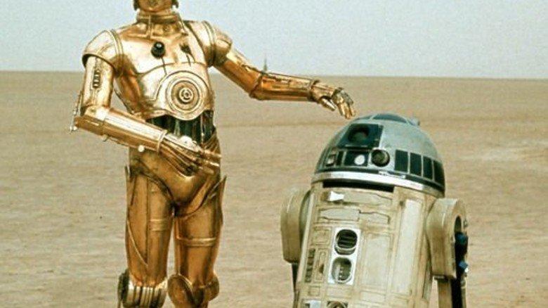 Die berühmtesten Roboter der Filmgeschichte. Foto: dpa
