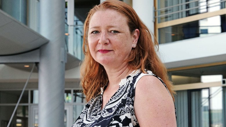 """""""Alle sollen sich bei uns wohlfühlen"""": Denise Hottmann leitet die Abteilung Diversity & Inclusion."""