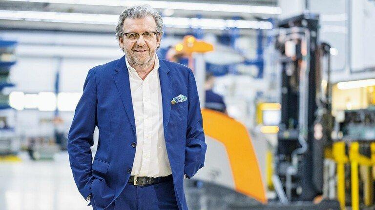 Stefan Wolf: Der ElringKlinger-Chef ist seit Ende 2020 Präsident des Arbeitgeberverbands Gesamtmetall.