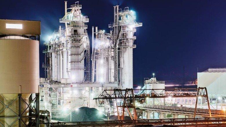 Blick aufs Werk: Zum Soda kommt nun auch die Salz-Produktion in Staßfurt. Foto: Werk