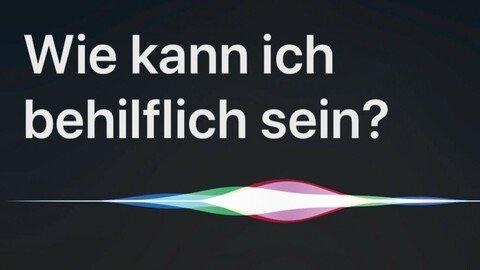 """2011: Die digitale Sprachassistentin """"Siri"""" kommt auf den Markt. Sie beantwortet Fragen und spricht inzwischen 20 Sprachen."""
