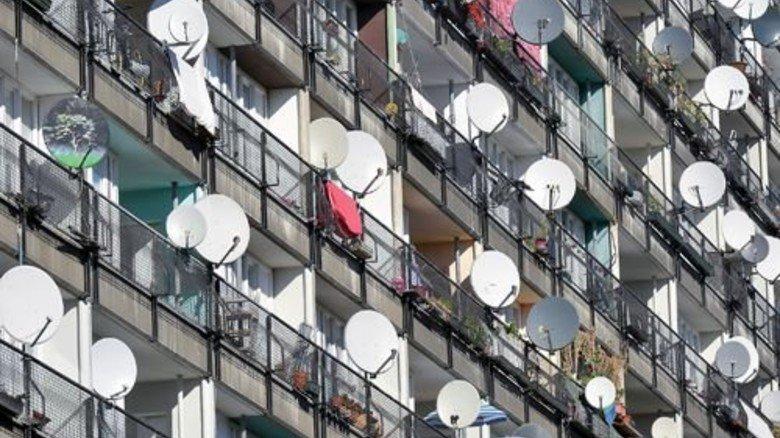 Oft nicht schön, aber gefragt: Günstiger Wohnraum. Foto: dpa
