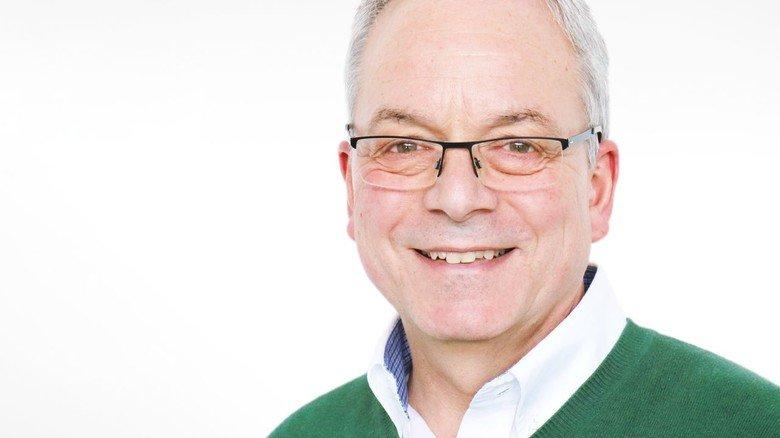 Setzt auf Web-Konferenzen: Kundenbesuche sind für Außendienstler Robert Gurka kaum drin.