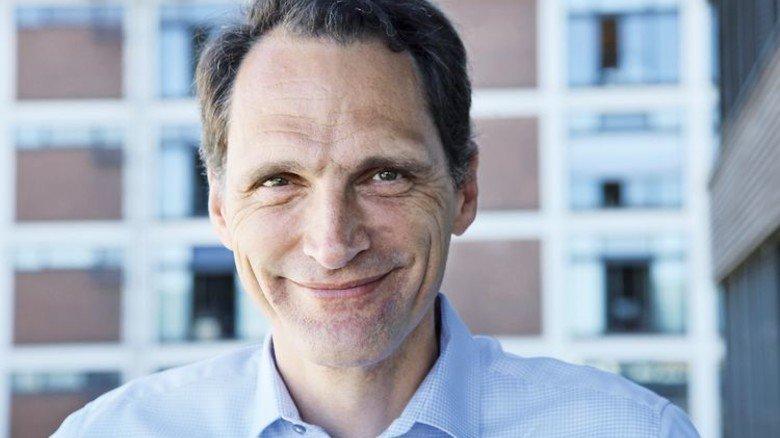 Niels Jørgensen. Foto: GUS