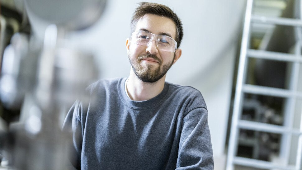 """""""Wer eine solch offene Firmenkultur erlebt hat, will es nicht mehr anders haben"""", Marcel Peters, Meister bei Jansen in Ahrweiler."""