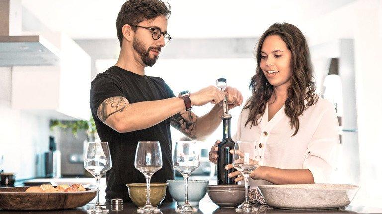 Digitale Weinprobe zu Hause: So lassen sich Riesling, Spätburgunder und Trollinger neu entdecken.