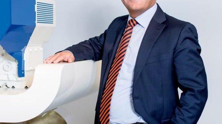 """""""Höchste Qualität ist unser Markenzeichen."""" Klaus Deleroi, Geschäftsführer. Foto: Küstner"""
