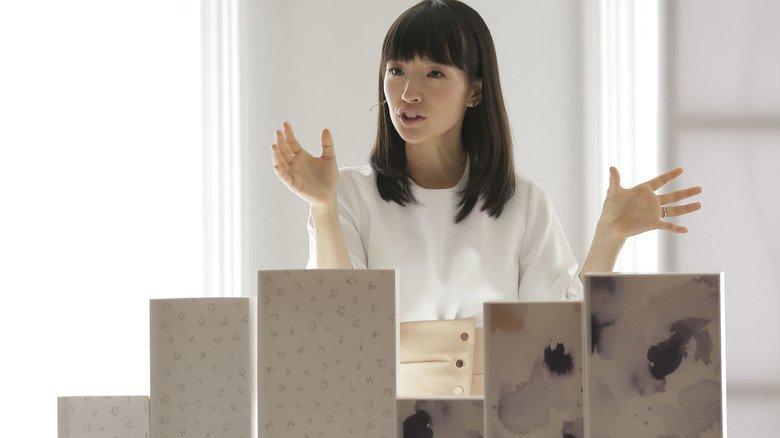 Ordnungsprofi: Die Japanerin Marie Kondo ist weltberühmt.
