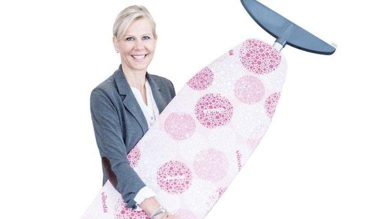 Kennt die Wäschesitten: Marketing-Frau Barbara Helmerking. Foto: Werk