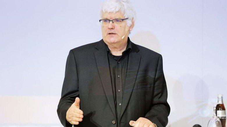 Professor Christian Scholz, Universität des Saarlandes. Foto: Verband