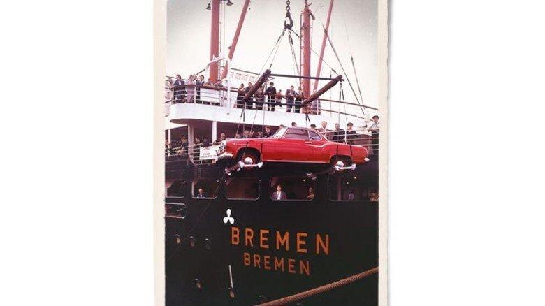 """Kultfahrzeug: Die """"Isabella"""", hier die Coupé-Variante, war seinerzeit das beliebteste Automodell der Borgward-Gruppe. Foto: Werk"""