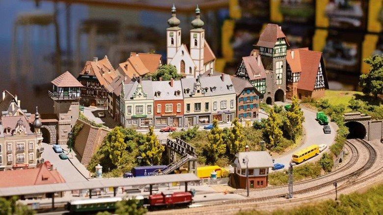 Das fasziniert viele: Miniatur-Landschaften mit täuschend echten kleinen Details. Foto: Eppler