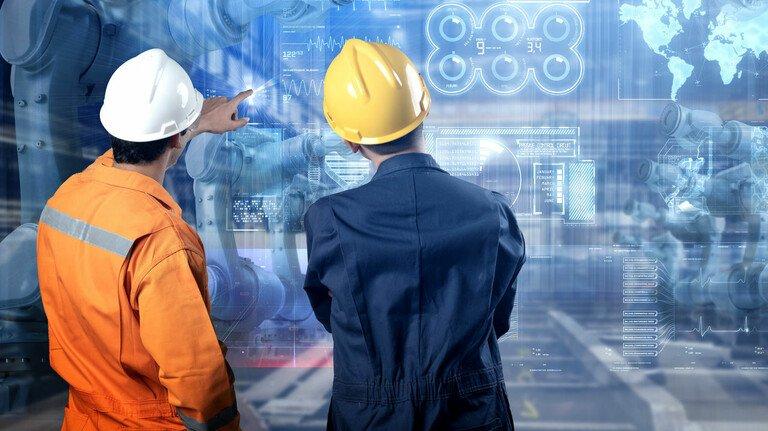 Internet der Dinge/Internet of Things (IoT): Knapp 85 Prozent der Unternehmnen nennen diese Technologie zukunftsentscheidend.