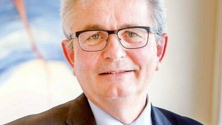 Bertram Brossardt, der Hauptgeschäftsführer des Verbands der Bayerischen Metall- und Elektro-Industrie (vbm). Foto: Schulz