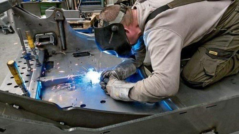 Maßarbeit: Im Unternehmen wird fast alles selbst gefertigt. Foto: Mierendorf