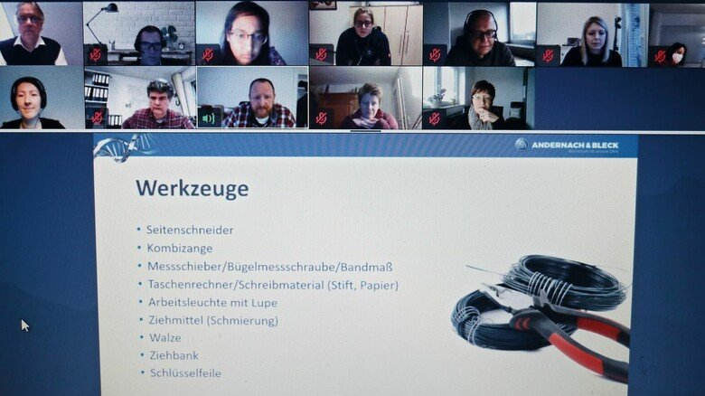 Online-Workshop zum Technikzentrum in Hagen: Welche Module können wir anbieten? Was brauchen wir?