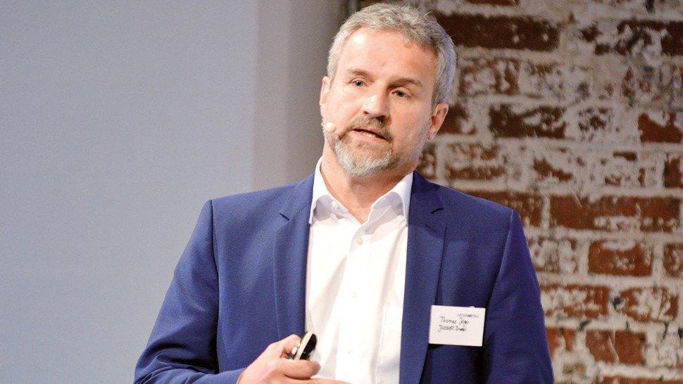 Thomas Jäger, CEO von Jäger Direkt, Heppenheim