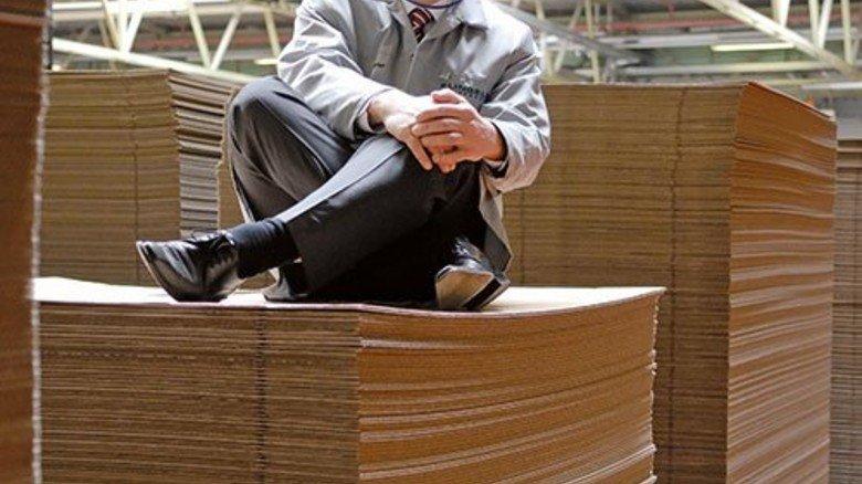 Werkleiter Bernhard Harrer: Unter seiner Regie arbeiten knapp 200 Menschen. Foto: Scheffler