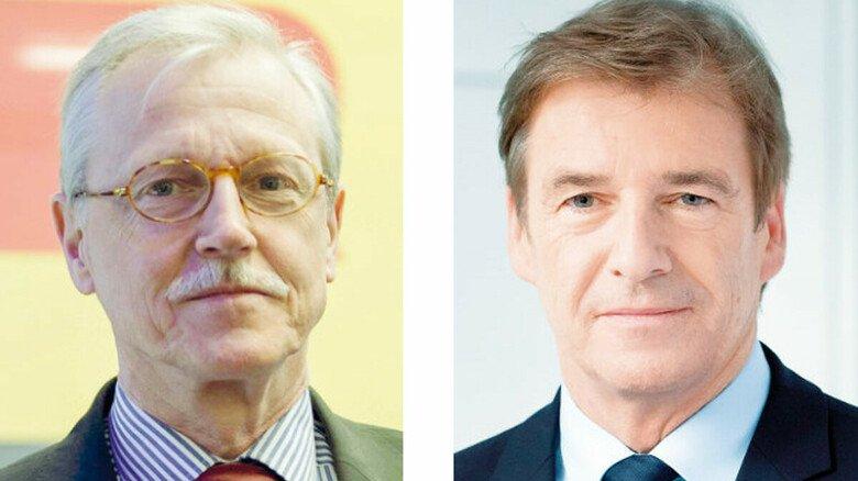 Fordern Planungssicherheit für die Betriebe: Josef Lottes (links), Verhandlungsführer der Arbeitgeber, und Dr. Volker Schmidt, Hauptgeschäftsführer des Verbands ADK.