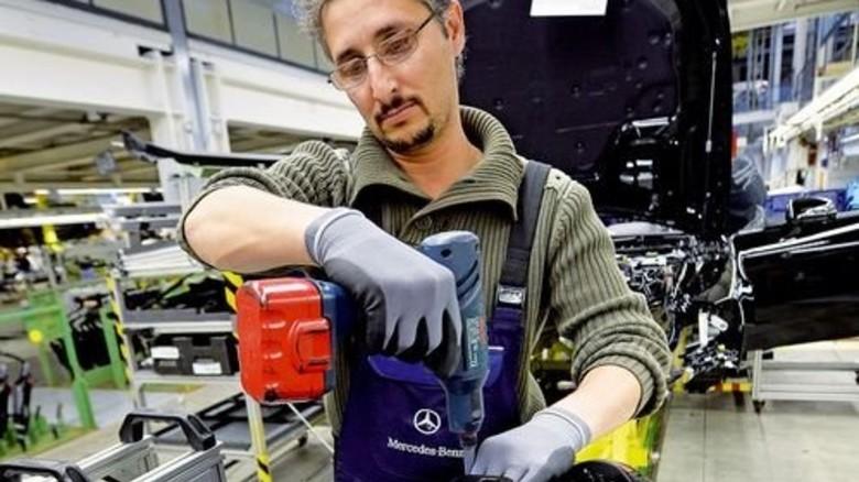 Einschlägige Vorkenntnisse: Der 37-jährige Syrer Hajo S. war früher Landmaschinen-Mechaniker. Foto: Bahlo