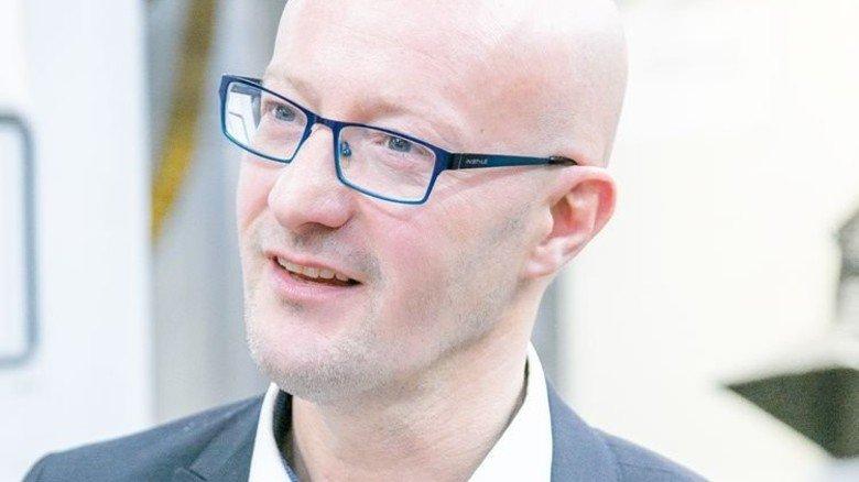"""Thilo Lindner: """"Was man in Menschen investiert, bekommt man auch zurück."""" Foto: Mierendorf"""