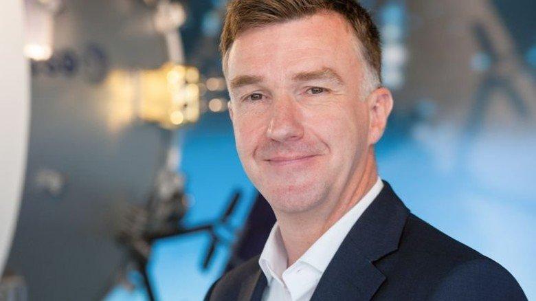 Projektleiter für Orion: Oliver Juckenhöfel, Airbus-Standortleiter Bremen. Foto: Airbus Defence & Space
