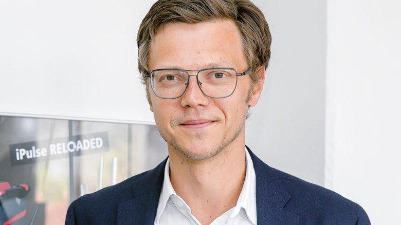 Geschäftsführer und Inhaber Roman Gorovoy will Elektrostar neu aufstellen. Foto: Mierendorf