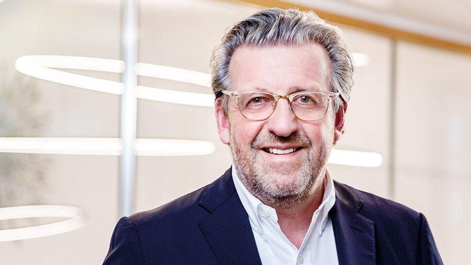 """Dr. Stefan Wolf, Präsident Gesamtmetall und Vorstandsvorsitzender der ElringKlinger AG: """"Durch den Export ressourcenschonender Technologien können wir das Klima retten."""""""