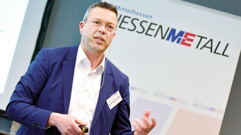 Cloudtechnologien im industriellen Einsatz– MindSphere das offene IoT Betriebssystem, vorgestellt von Mario Heinrich Schenk.