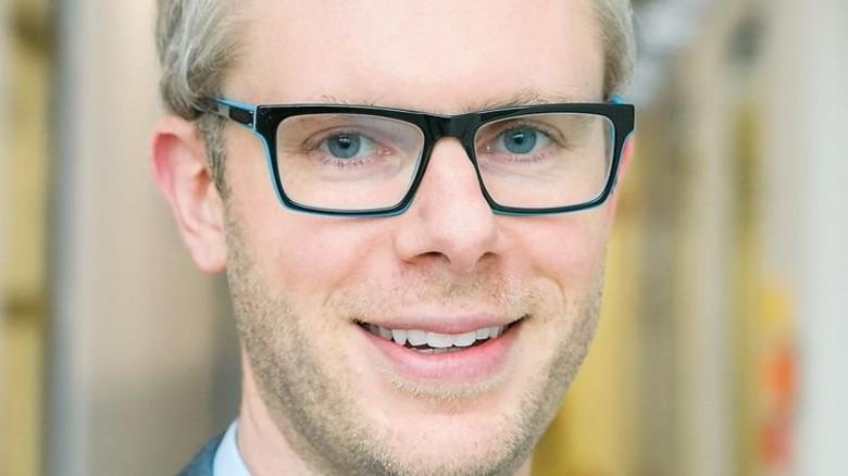 Für die Zukunft unterwegs: Diplomingenieur Ulrich Reiner setzt auf E-Mobilität. Foto: Werk