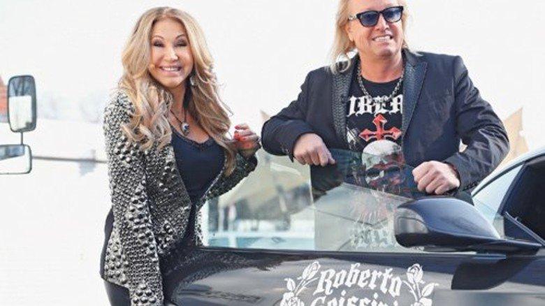 Unverschämt reich: Carmen und Robert Geiss, die Millionäre aus dem Fernsehen, haben nicht nur Fans. Foto: getty
