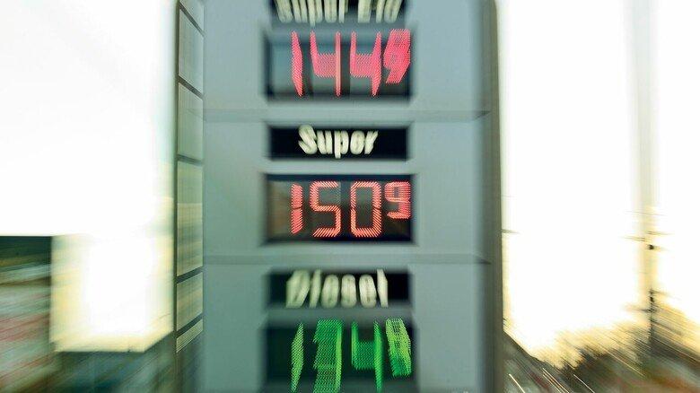 Mehr als 1,50 Euro für den Liter Sprit: Daran müssen wir uns wohl wieder gewöhnen.