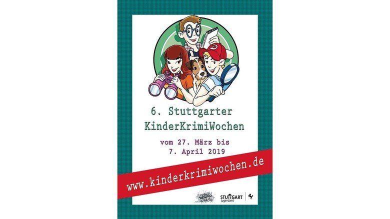 Tatort Stuttgart: Bei den Stuttgarter Kinderkrimiwochen wird im Stadtgebiet ermittelt.
