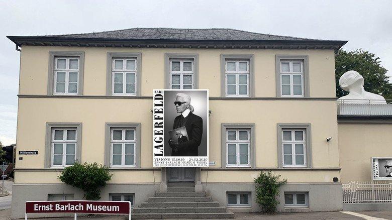 Ausstellungsort: Das Barlach Museum Wedel.