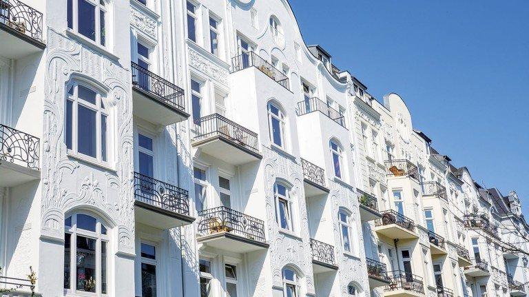 Schon jetzt ein knappes Gut: Eigentumswohnungen in der City.