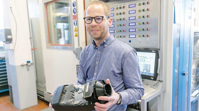 Innenleben: Jörg Keefer testet solche Fahrzeugheizungen auf Herz und Nieren.