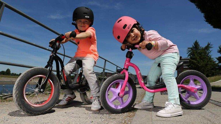 Puky-Modelle für unsere Minis: 2019 wurden in Deutschland fast 110.000 neue Kinderräder verkauft.