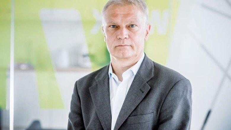 """RWI-Forscher Professor Manuel Frondel: """"Strom ist in Frankreich deutlich günstiger."""" Foto: Straßmeier"""