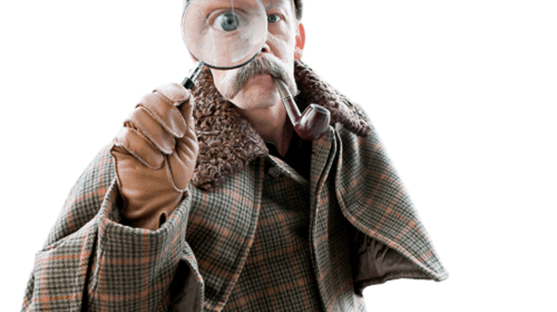 Was ist das denn für ein Posten? Detektivisches Gespür kann Geld sparen. Foto: Plainpicture