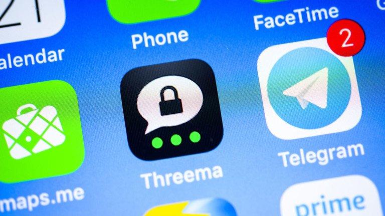 Chatprogramme: Wer schnell und sicher über sie kommunizieren will, sollte sich erkundigen, welche Verschlüsselung die  Apps nutzen und wo auf der Welt der Server steht, auf dem seine Daten abgespeichert sind.
