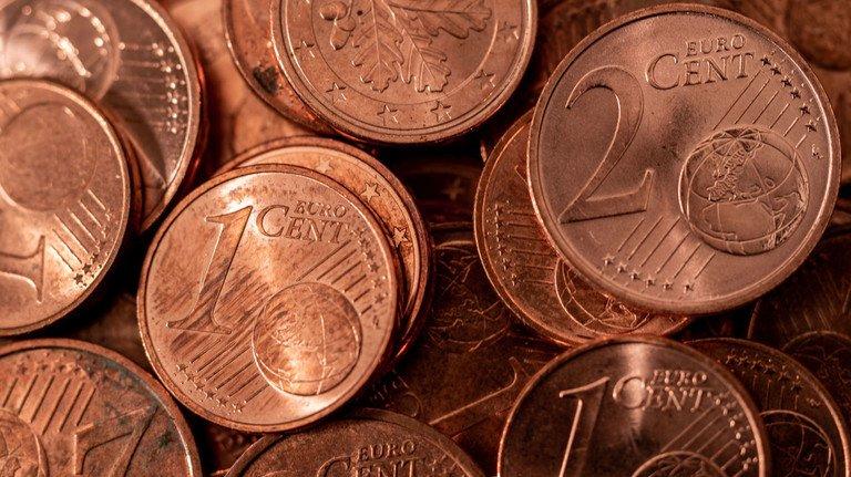 Womöglich bald verschwunden: Nach einem Plan der EU-Kommission sollen bestimmte Kupermünzen bald abgeschafft werden.