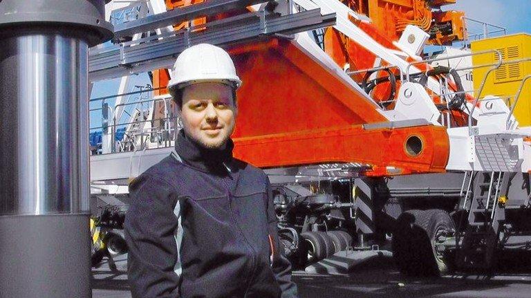 Spannender Job: Das Geschäft von Liebherr-MCCtec Rostock entwickelt sich weiter rasant. Foto: Schwandt