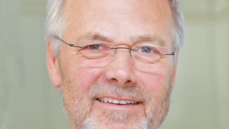 Holger Hartje (63), Elektroingenieur aus Stuhr. Foto: Bahlo