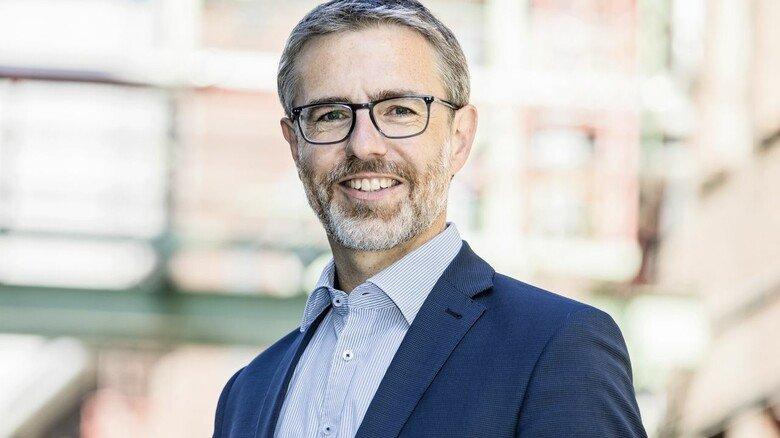 Seit gut einem Jahr Bayer-Standortleiter in Wuppertal: Timo Fleßner.