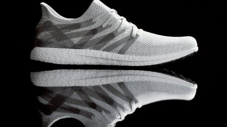 Hingucker: Der Adidas Futurecraft M.F.G. (Made for Germany). Foto: Werk